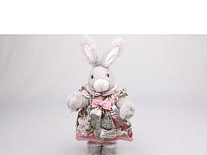 Интерьерная кукла Зайчик C21-168328