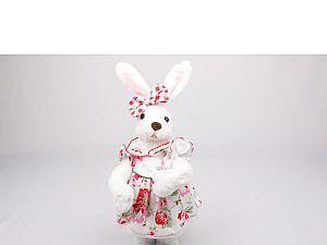 Интерьерная кукла Заяц C21-168338