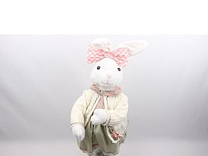 Интерьерная кукла Зайчонок C21-288049