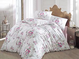 Постельное белье Altinbasak Admire, розовый
