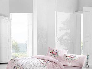 Постельное белье Altinbasak Mira, розовый