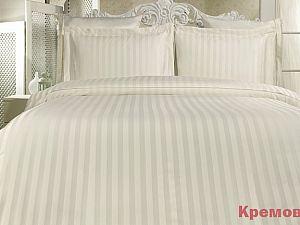 Постельное белье Karna Perla, кремовый