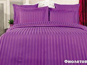 Постельное белье Karna Perla, фиолетовый