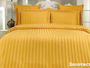 Постельное белье Karna Perla, золотистый