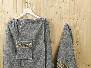 Набор для сауны Karna Relax, серый