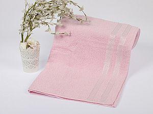Полотенце Karna Petek 70х140 см, розовое