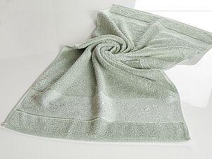 Полотенце Karna Pandora-2 50х90 см, изумрудное