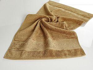 Полотенце Karna Pandora-2 70х140 см, золотистое