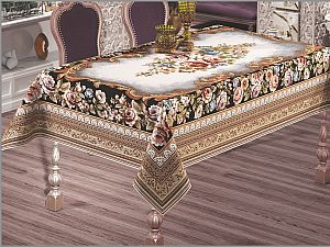 Скатерть Verolli Merkur-1, 160х350 см