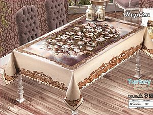 Скатерть Verolli Neptun, 160х350 см