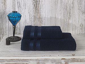 Полотенце Karna Petek 50х100 см, синее