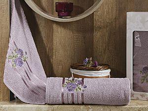 Комплект полотенец Karna Rosen, светло-лаванда арт. 2356/char004