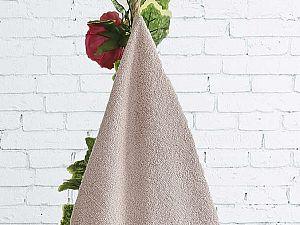 Полотенце Karna Lauren 50х90 см, пудра
