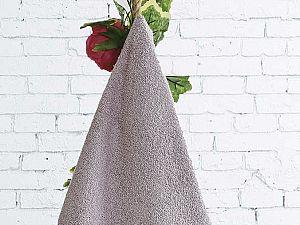 Полотенце Karna Lauren 50х90 см, светло-лаванда
