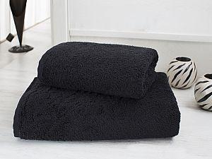 Полотенце Karna Efes 50х100 см, чёрное