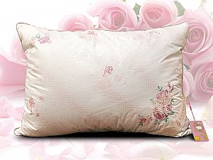 Подушка KAZANOV.A. Organic Fibers Bulgarian Rose
