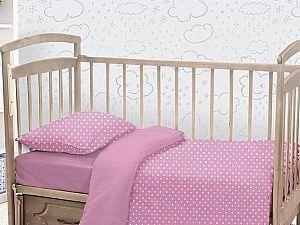 Детское постельное белье Этель Розовые сны