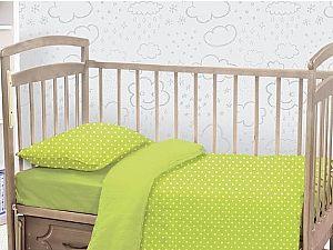 Детское постельное белье Этель Мятная карамель
