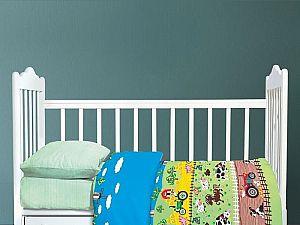 Детское постельное белье Крошка Я В гостях у бабушки