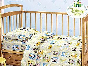 Детское постельное белье Этель Disney Любимый малыш