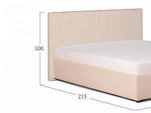 Кровать Moon Trade Космопорт Модель 382 Суфле с подъемным механизмом