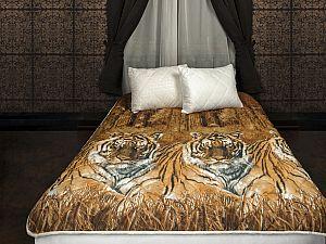 Покрывало Natures Уссурийские тигры с подушкой