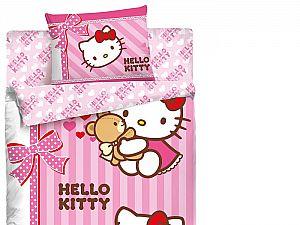 Постельное белье HelloKitty 2 Нордтекс