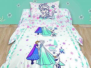 Постельное белье Холодное Сердце, Эльза и Анна