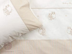 Детское постельное белье Luxberry Совята