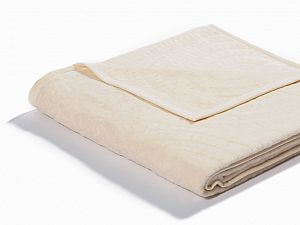 Плед Bocasa Relief Cotton Twisting, 180х220 см