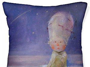 Подушка Кометы Gapchinska, односторонняя