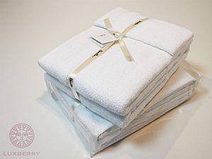 Набор полотенец Luxberry baht&co, белый
