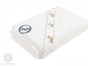 Полотенце с капюшоном Собачки Luxberry