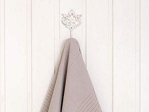 Кухонное полотенце Luxberry Simple, мокко