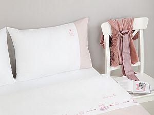 Детское постельное белье Luxberry Sweet Life, простыня на резинке
