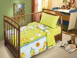 Детское постельное белье Адель Лесная полянка