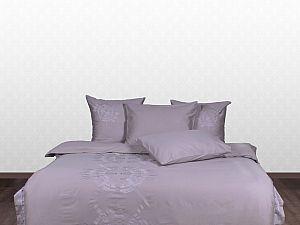 Постельное белье Helgi Home Роял Солтворкс, кремневый серый