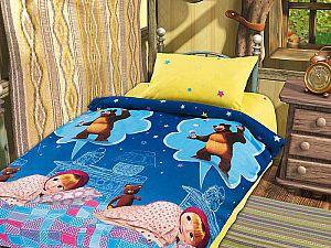 Постельное белье в детскую кроватку Машин сон Непоседа