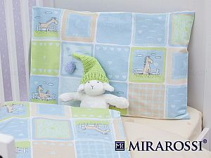 Детское постельное белье Mirarossi Cavalinno beige