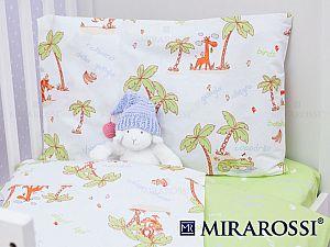 Детское постельное белье Mirarossi Giungla green
