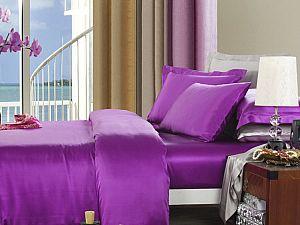 Постельное белье Luxe Dream Фиолетовый