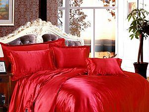 Постельное белье Luxe Dream Красный