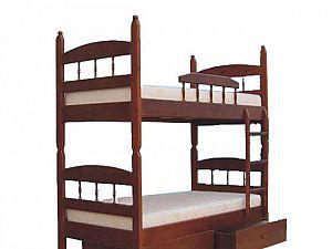 Кровать Кузя 2 Шале