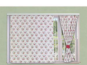 Штора Чайная церемония Apolena, арт. 24-9703/1