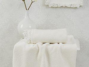 Набор из 2-х полотенец Sofi De Marko Estina, кремовый