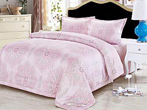 Постельное белье с одеялом Sofi De Marko Паскаль, розовый