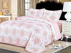 Постельное белье с одеялом Sofi De Marko Найда, персик