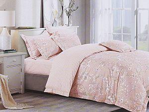 Постельное белье Sofi De Marko Эстер, розовый