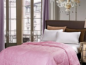 Одеяло Sofi De Marko Аэлита, розовое