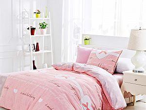 Постельное белье Sofi De Marko Ариэла, розовая